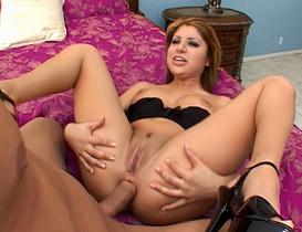 Sativa s'est découvert une passion pour l'anal !
