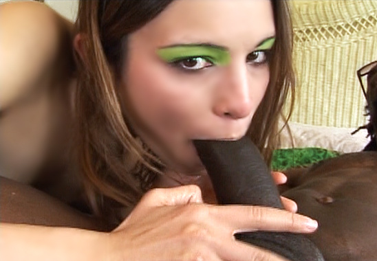 Video sexe black Une bite de 50 cm !